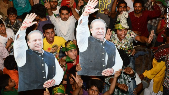 Ex-PM may return to power in Pakistan