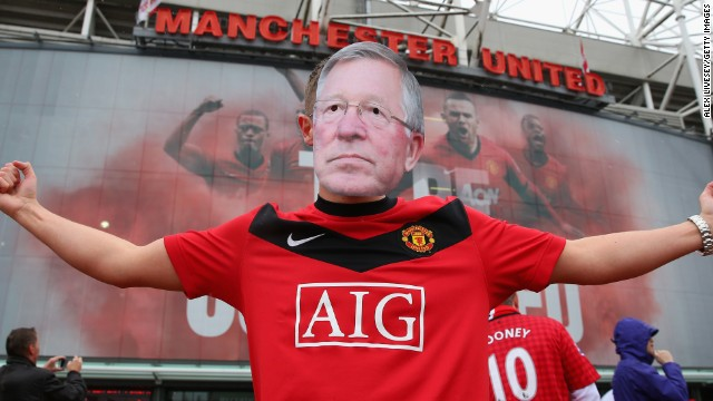 Ferguson's final and 1,500th match as United manager will be away to West Brom.