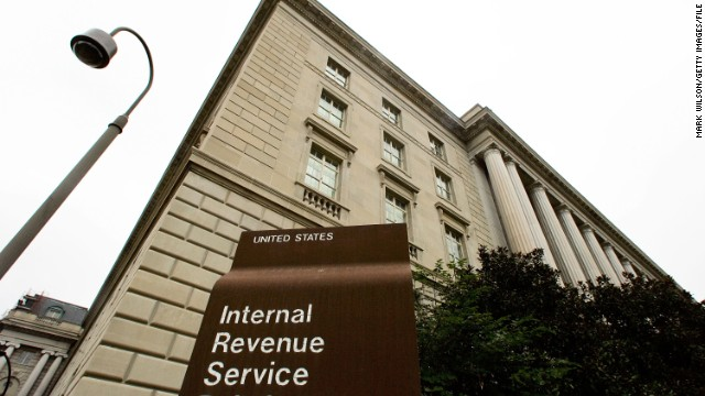 First on CNN: House investigators questioning IRS Cincinnati workers