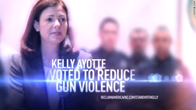 Rubio comes to Ayotte's defense on guns