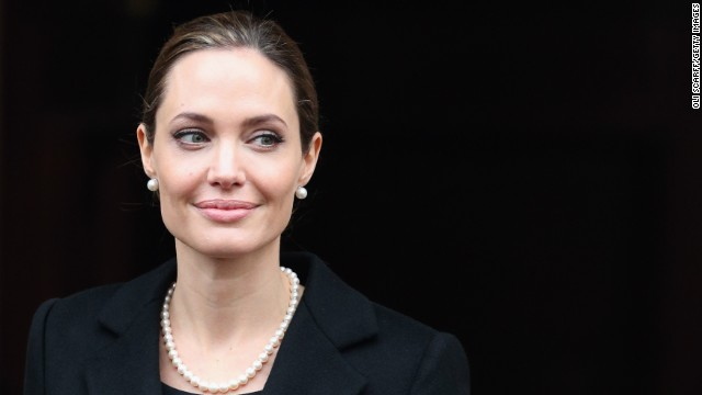 Photos: Life of Angelina Jolie
