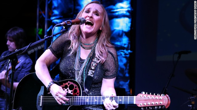 Singer Melissa Etheridge became <a href='http://www.cnn.com/2009/SHOWBIZ/Music/06/16/ac360.etheridge/index.html'>an advocate for the use of medical marijuana</a> after her 2004 breast cancer diagnosis.