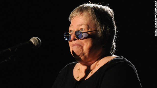 Actress Kathy Bates didn't share news of her battle until 2012, eight years after she was diagnosed with ovarian cancer.