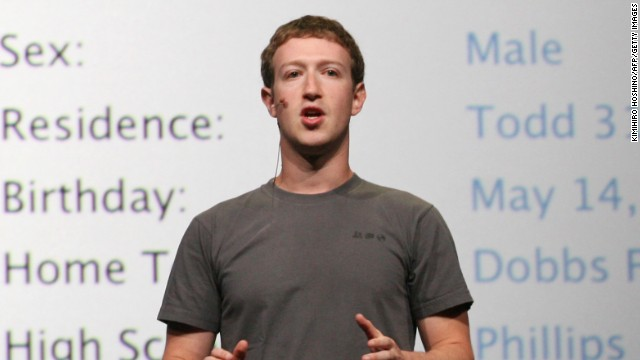 10 curiosidades que no sabas de Mark Zuckerberg