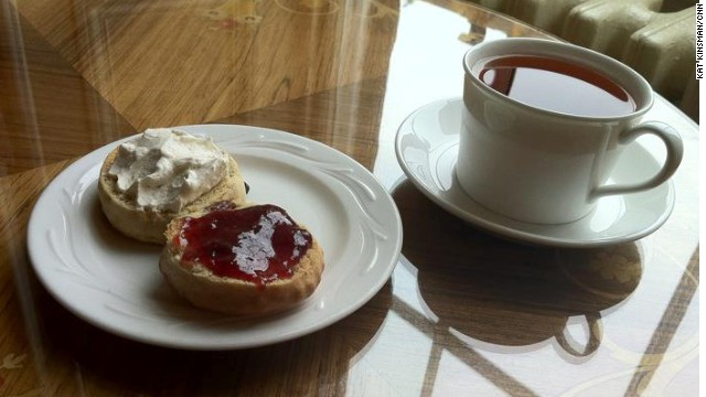 The very best tea in London
