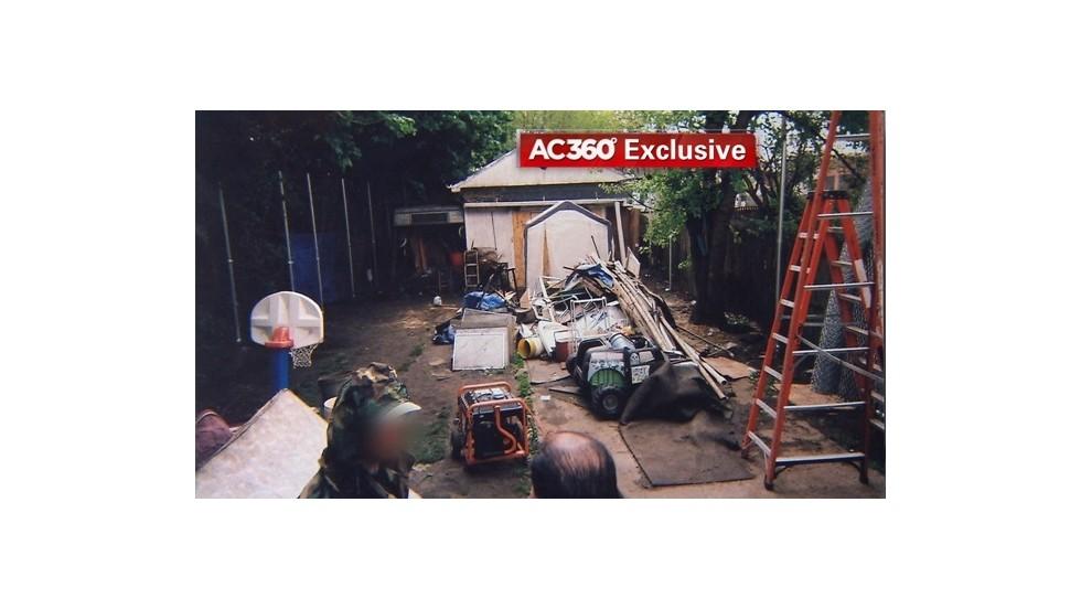 Así es la casa de Ariel Castro