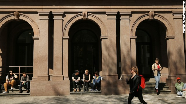 Students occupy college to keep tuition free