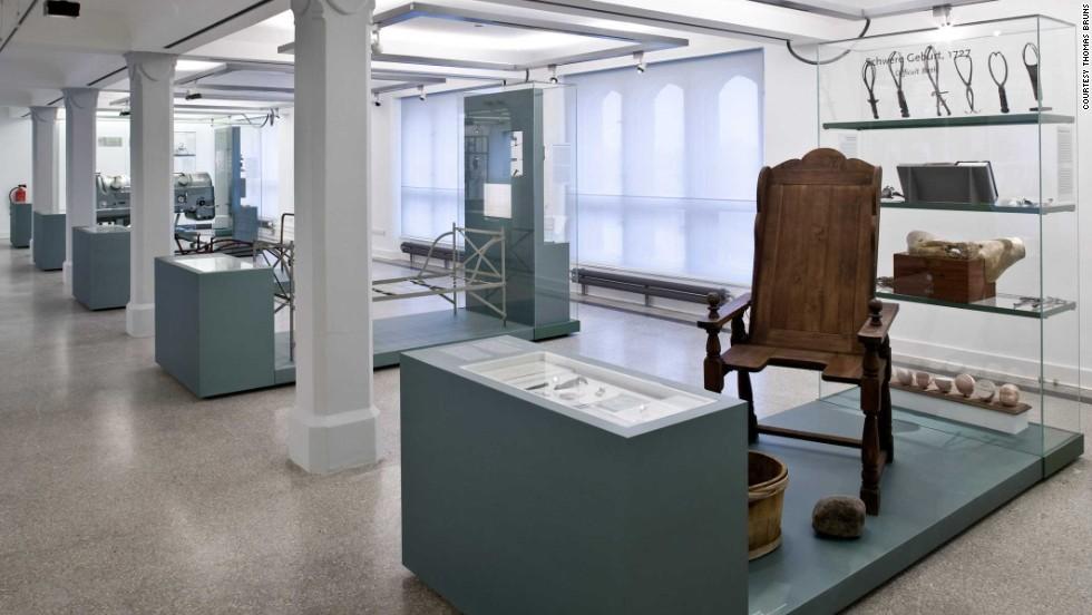 Museo de Historia Médica de Berlín, Alemania