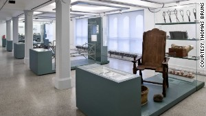 Just 1,800 specimens of the museum\'s original 23,000 survived World War II bombings.