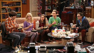 'Big Bang' writers on Sheldon, Amy romance