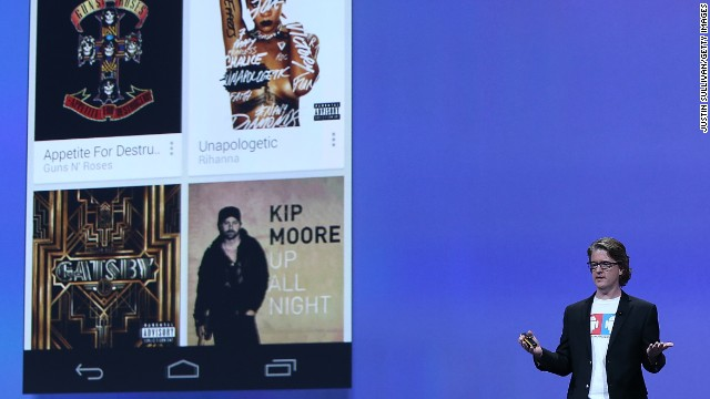 Google announces music subscription service