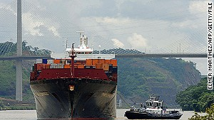 The Panama Canal is one of the world\'s top man-made attractions.