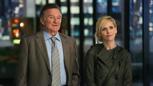 Robin Williams, Sarah Michelle Gellar comedy coming to CBS