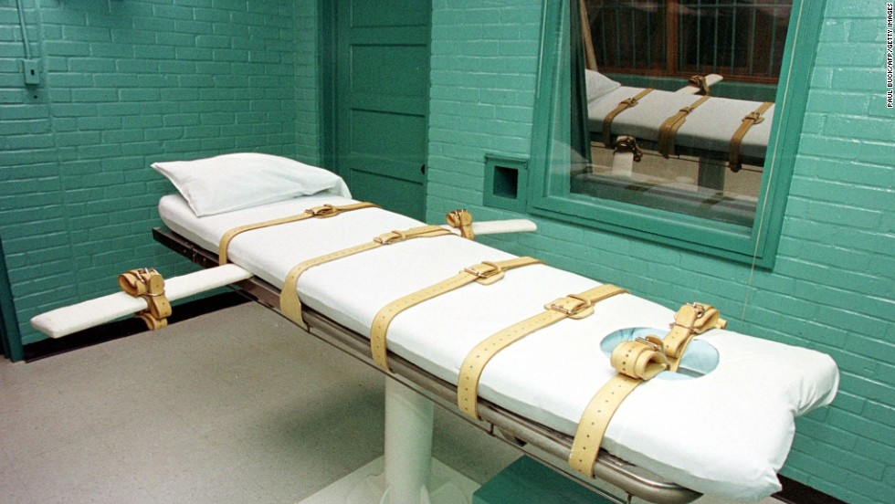 Women make up fewer than 2% of the inmates sentenced to die on death row in the United States, according to the <a href='http://www.deathpenaltyinfo.org/case-summaries-current-female-death-row-inmates' target='_blank'>Death Penalty Information Center</a>.
