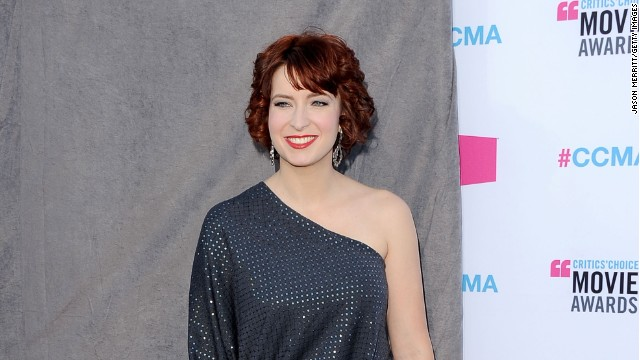 Diablo Cody, here at the 17th Annual Critics' Choice Movie Awards in 2012 in Los Angeles, California, is getting a show.