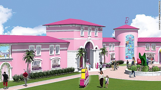 Barbie The Dreamhouse Experience opens in Berlin, May 16.