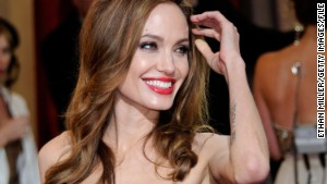 Five reasons why we love Angelina Jolie