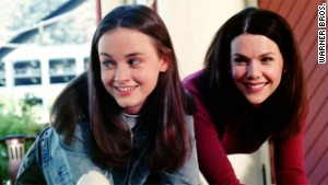 Rory and Lorelai