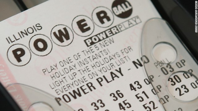 The odds of winning the Powerball jackpot are 1 in 175 million.