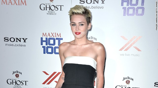 Is that you Miley Cyrus, and more news to note