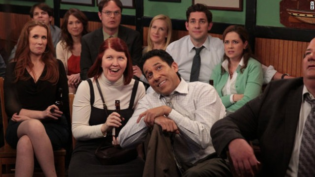 'The Office' cast bids farewell