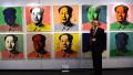 Andy Warhol pops up in China
