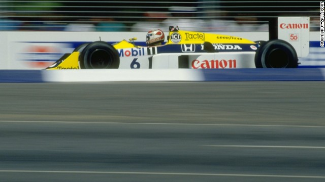 The previous season, Honda powered Brazilian Nelson Piquet to his third and final world title at the end of its relationship with the Williams team.