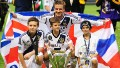 Beckham: The devoted dad