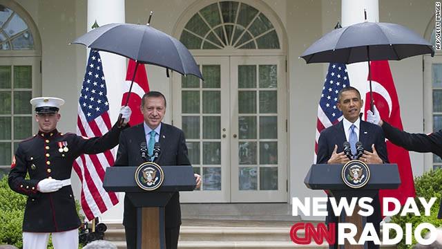 CNN Radio News Day: May 16, 2013