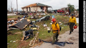 Many lives torn apart by 16 Tornadoes