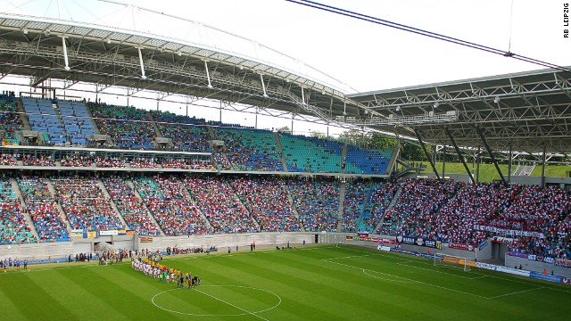 The club moved from its old home to the newly-built Red Bull Arena in 2010. It is the fifth soccer team in the company's portfolio.
