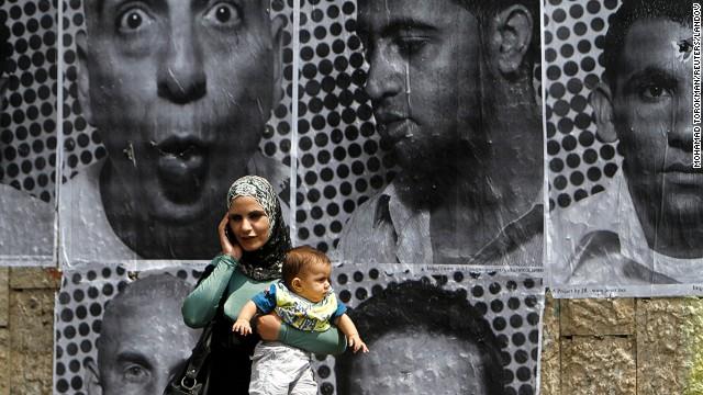 Ramallah, West Bank, 2011.