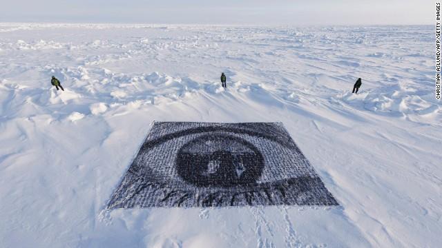 North Pole, 2013.