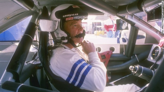 NASCAR legend <a href='http://www.cnn.com/2013/05/16/sport/motorsport/north-carolina-trickle-obit/index.html' target='_blank'>Dick Trickle</a> died Thursday, May 16, of an apparent self-inflicted gunshot wound. He was 71.