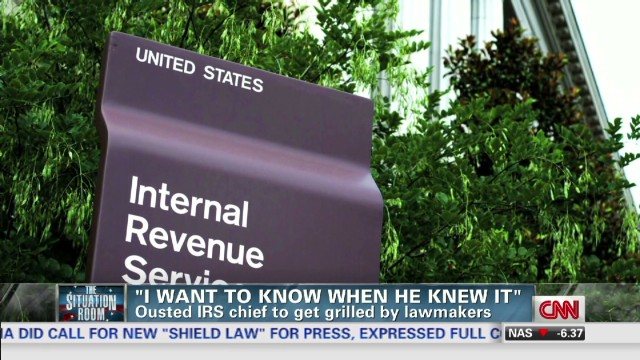 House committee to question IRS officials on targeting