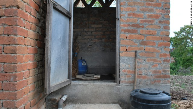 More than 3,000 homes are using ecosan toilets in Nepal. Word has spread that it's a cheap and efficient way to boost crop output on family farms.