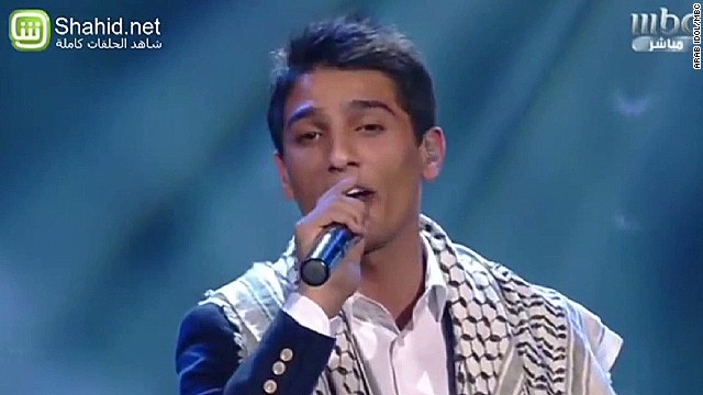 Gaza hopeful grabs 'Arab Idol' spotlight
