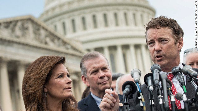 Top 5 issues Sen. Rand Paul has discussed on 'OutFront'