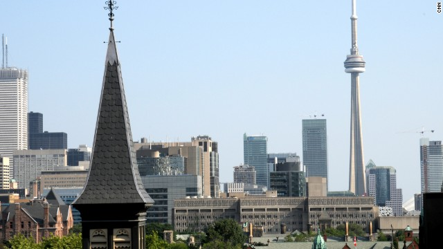 Could high prices in Toronto finally be a reason for the rest of the world to get upset with Canadians? Probably not. As always, they're by no means the worst offenders.