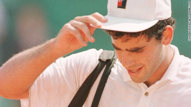 Pete Sampras won 14 grand slam titles with his powerful serve and volley game but it was ill suited to the clay of Roland Garros and his semifinal appearance in 1996 -- easily beaten by Yevgeny Kafelnikov -- proved a one-off.