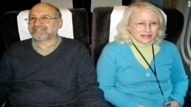 Roger and Mary Brumback, both 65, were found dead inside their home.
