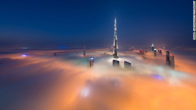 Stunning photos of Dubai's skyline