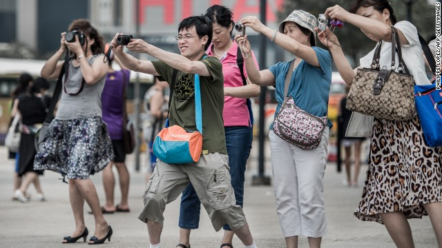 Chinese tourism industry officials say the new tourism law has already led to a decrease in the number of tour bookings.