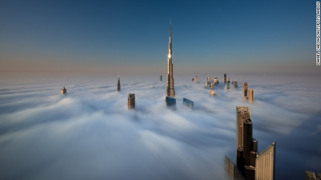World tallest building's developer threatens to stop elevators