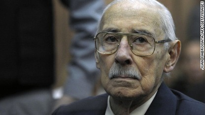 Ex-Argentine dictator Videla dies