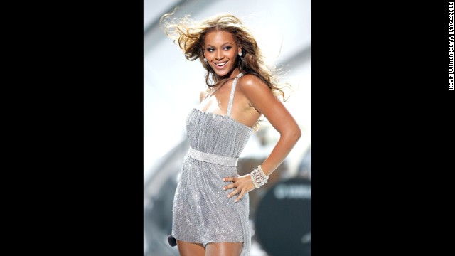 "Although her solo career had taken off by 2005, Beyonce still performed with Destiny's Child that year in Sydney, Australia on the heels of their 2004 album, ""Destiny Fulfilled."""