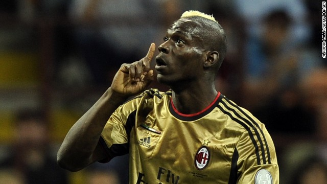 Balotelli has been targeted by racists on many occasion during his time in Italian football. In May 2013, Balotelli told CNN he would leave the field of play if he suffered more racial abuse.
