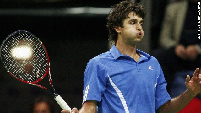 Mario Ancic, a former top-10 player, was suffering from a severe case of mono during a Davis Cup series in 2007. He endured a lengthy layoff before returning to the tour but was never the same. He retired in 2011.