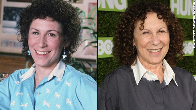 "Rhea Perlman's Carla Tortelli was the bar's resident firecracker of a waitress. Perlman's continued to pop up in movies and on TV since ""Cheers,"" including ""Hung"" from 2009 to 2010 and ""Hot In Cleveland"" last year. Around that time, Perlman's personal life took the spotlight when her marriage to Danny DeVito hit a rough patch, though the two have <a href='http://marquee.blogs.cnn.com/2013/03/15/while-you-were-working-428/'>reportedly reconciled</a>. This fall, she'll appear with former co-star Kirstie Alley in a TV Land comedy called ""Kirstie's New Show."""