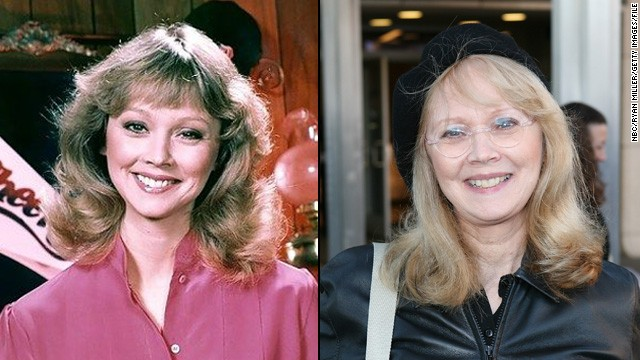 "Shelley Long's Diane Chambers was one of Cheers' original waitresses, but by season six, she had moved on. Long's played some memorable on-screen moms since then, including Carol Brady in 1995's ""The Brady Bunch Movie"" and 1996's ""A Very Brady Sequel,"" and the zany DeDe Pritchett on ABC's ""Modern Family."""